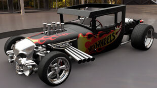 Hot Wheels Bone Shaker in Forza Horizon 3