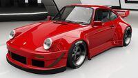 FH4 Porsche 911 82 Upgrade Front