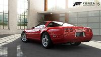 FM5 Chevy Corvette 95 Promo