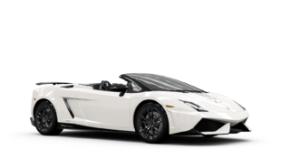 Lamborghini Gallardo LP570-4 Spyder Performante in Forza Horizon 4