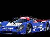 Nissan 23 Nissan R91CP