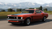 FH2 Ford Mustang-1969