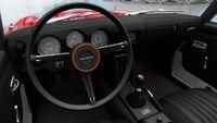FH3 Datsun Roadster Interior