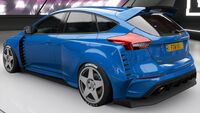 FH4 Ford Focus 17 Upgrade Rear