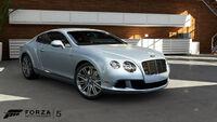 FM5 Bentley Continental 13 Promo