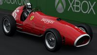 FM7 Ferrari 375 Front