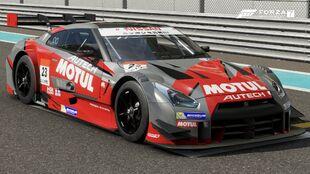 Nissan #23 Nismo Motul Autech GT-R in Forza Motorsport 7