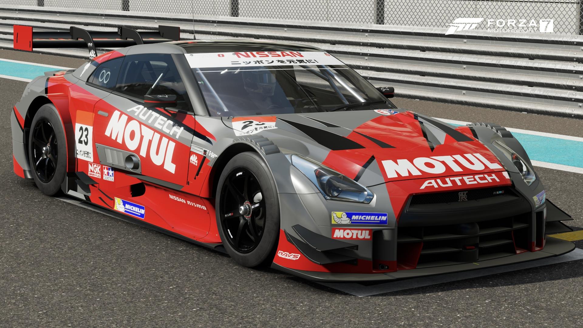 Nissan Nismo Motul Autech GT-R | Forza Motorsport Wiki ...