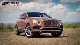 FH3 Bentley Bentayga