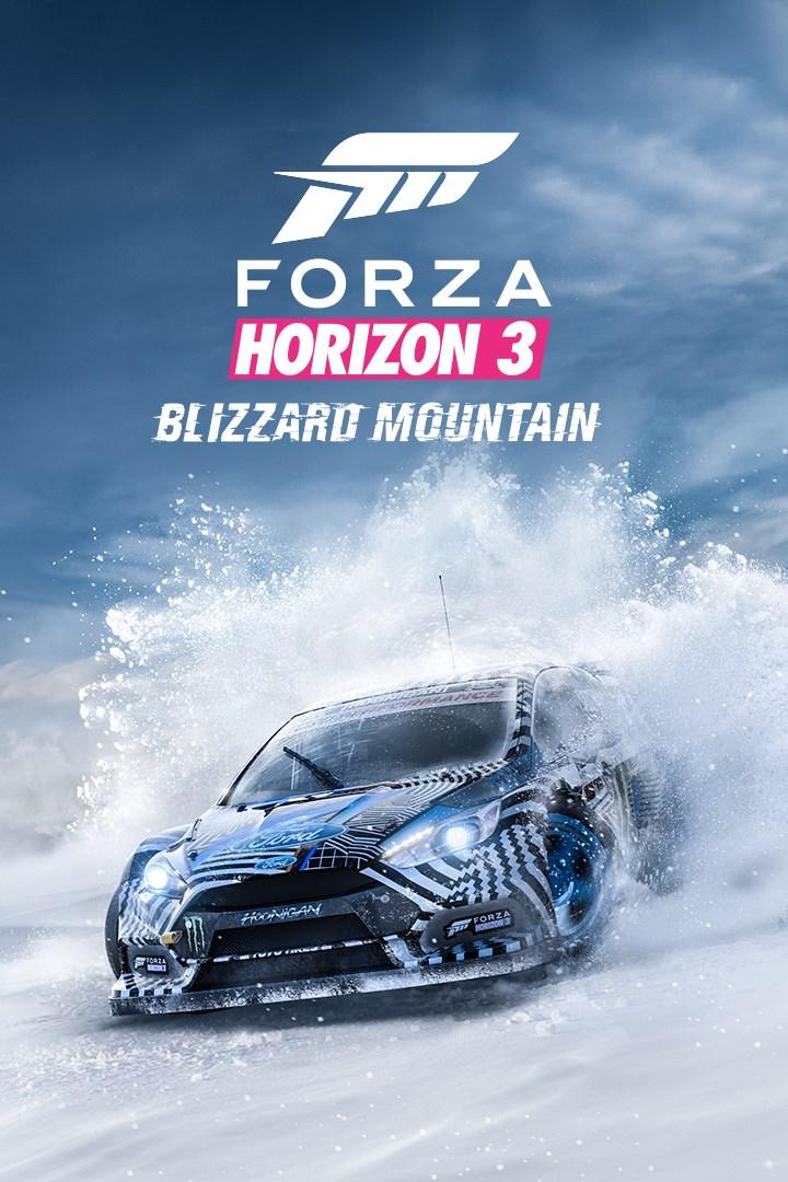 Forza Horizon 3/Blizzard Mountain Expansion | Forza