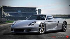 FM4 Porsche CarreraGT