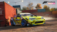 FH4 FD Nissan 118 240SX Official