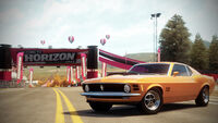 FH Ford Mustang 70