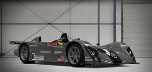 Cadillac #6 Team Cadillac Northstar LMP-02 in Forza Motorsport 4