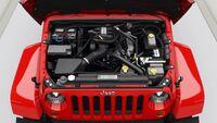 FH4 Jeep Wrangler Rubicon Engine