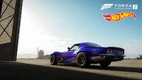 FM7 Hot Wheels Corvette ZR-1 Official