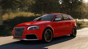 FH2 Audi RS3
