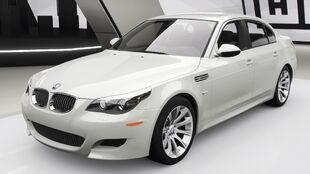 2009 BMW M5 in Forza Horizon 4