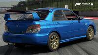 FM7 Subaru WRX 05 Rear