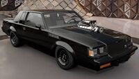 FH3 Buick Regal GNX Upgrade Front