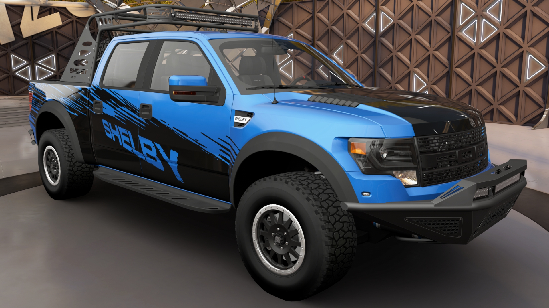 Ford f 150 svt raptor shelby