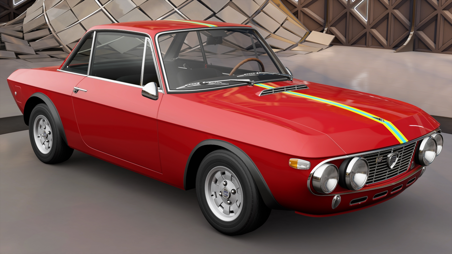 lancia fulvia coup rallye 1 6 hf forza motorsport wiki fandom powered by wikia. Black Bedroom Furniture Sets. Home Design Ideas
