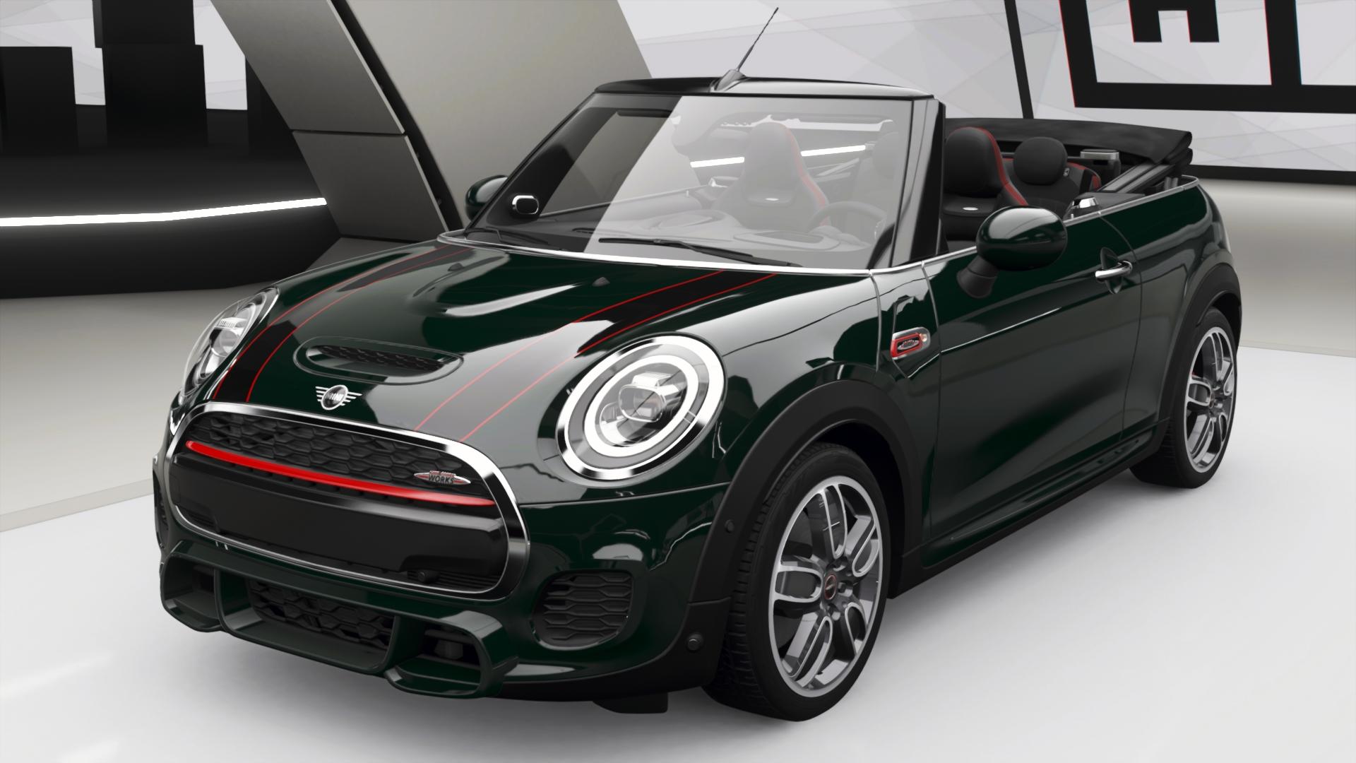Mini John Cooper Works Convertible Forza Motorsport Wiki Fandom