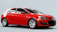 FM5 Vauxhall Astra 13