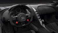 FH4 Bugatti Divo Dashboard