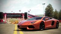 FH Lamborghini Aventador 12