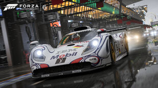 Porsche 911 GT1-98 in Forza Motorsport 6
