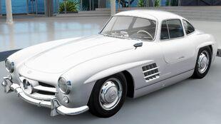 1954 Mercedes-Benz 300 SL Coupé in Forza Horizon 3