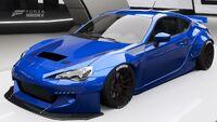 FH4 Subaru BRZ RB Front