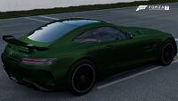 FM7 M-B AMG GTR Rear
