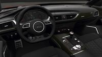 FH4 Audi RS 6 15 Interior