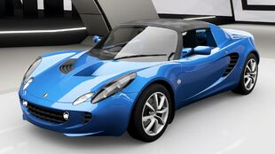 Lotus Elise 111S in Forza Horizon 4