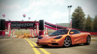 FH McLaren F1