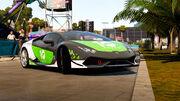 FH2 Lamborghini HuracánLP610-4 TeamForza