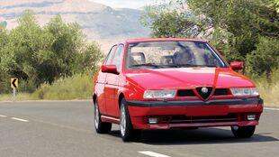Alfa Romeo 155 Q4 in Forza Horizon 3