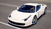 FH3 Ferrari 458 Front