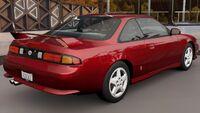 FH3 Nissan Silvia 98 Rear