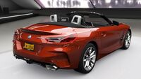 FH4 BMW Z4 19 Rear