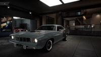 FS Plymouth Cuda Front