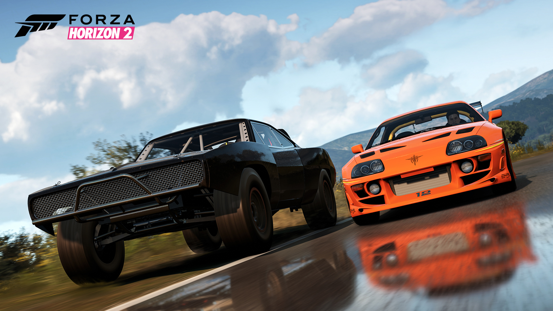 Fast Furious Car Pack Icon Infobox Game Forza Horizon 2