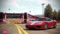 FH Ferrari 360CS