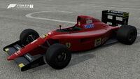 FM7 1 Ferrari 641 Front