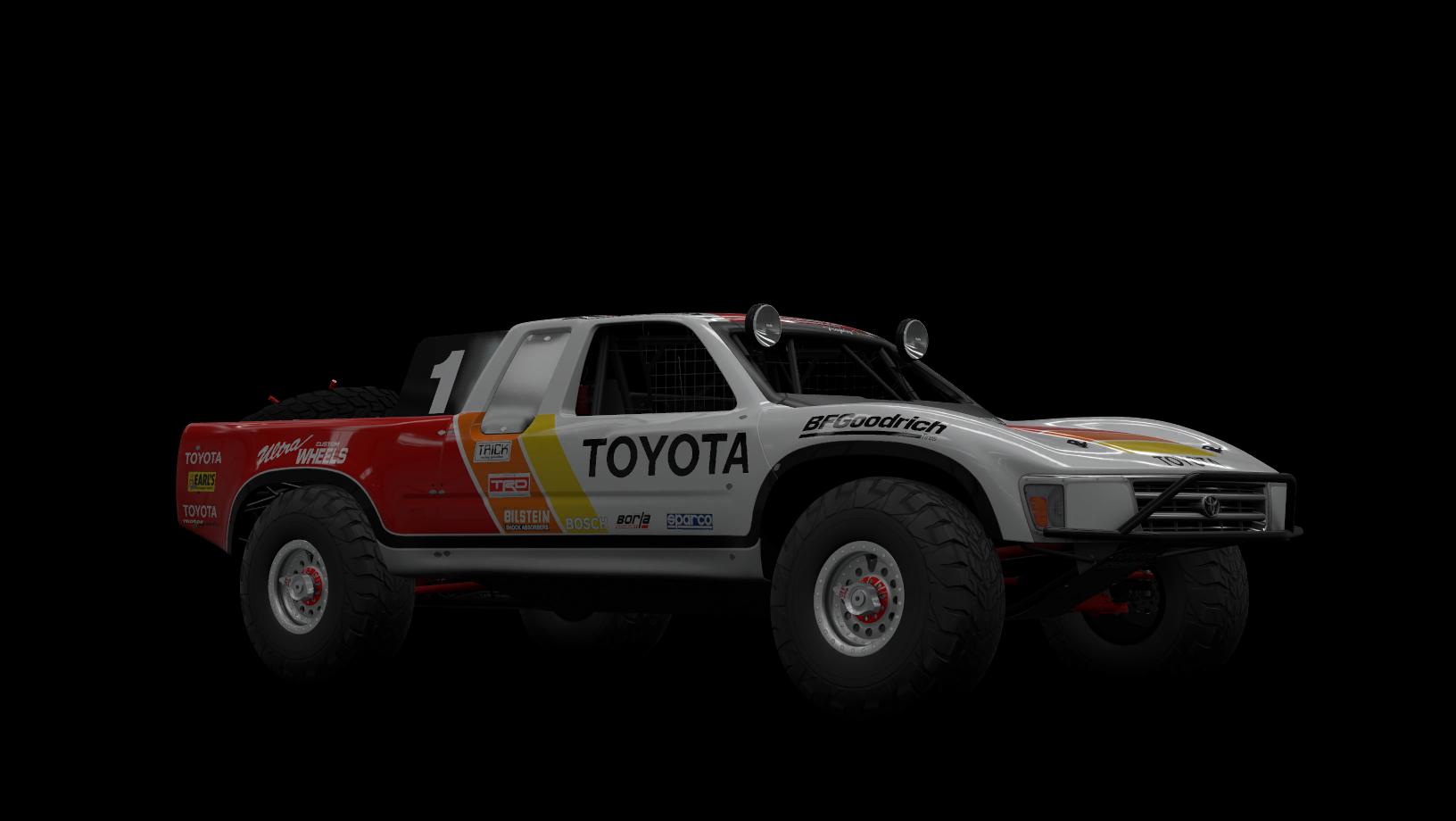 Toyota 1 T100 Baja Truck Forza Wiki Fandom