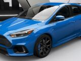 Ford Focus RS (2017)