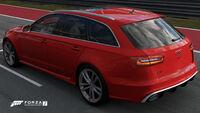 FM7 Audi RS 6 15 Rear