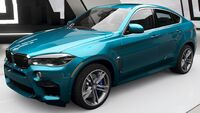 FH4 BMW X6 M Front